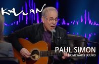 Paul Simon – Homeward Bound – Live on Skavlan | SVT/NRK/Skavlan